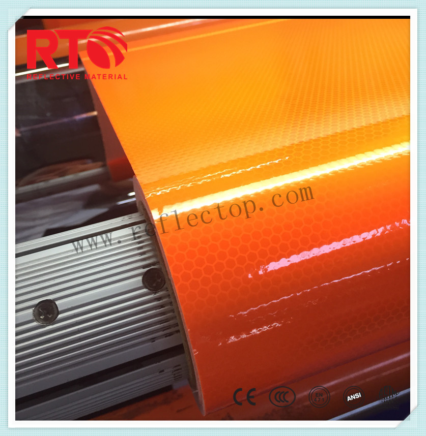 honeycomb reflective vinyl for silk screen priniting