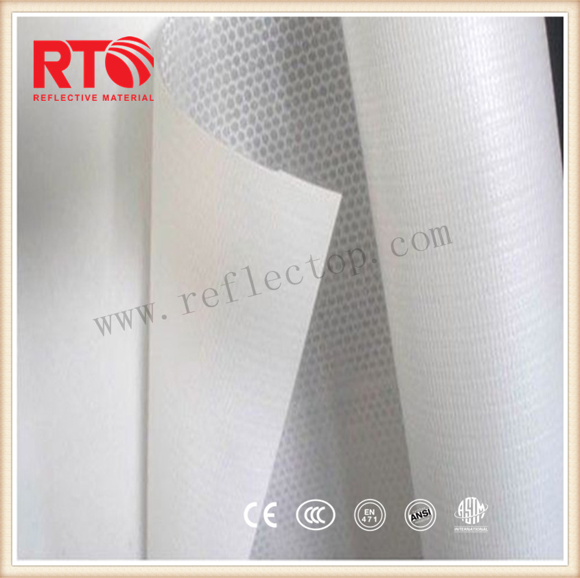 Solvent Ink Printing Reflective Banner
