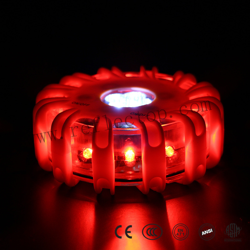 LED Emergency Safety Road Flare Light