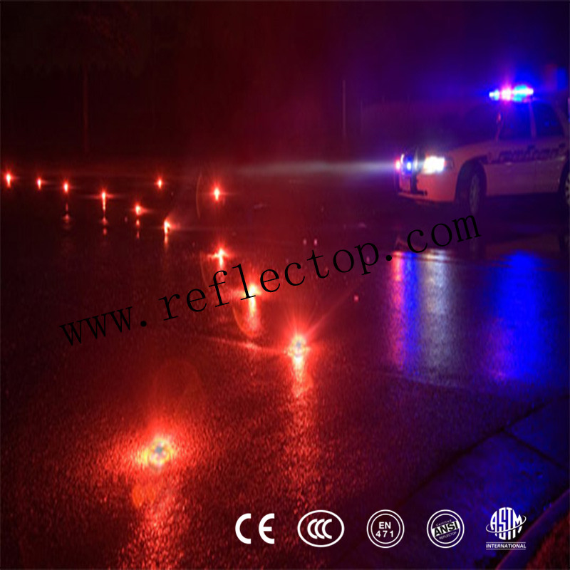 LED Guardian Safety yellow Road Flare