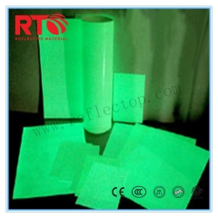 high glowing intensity luminescent film