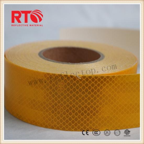 Alto grado cinta reflectante adhesiva del carro con la for Cinta reflectante 3m