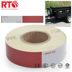 DOT-C2 vehicle reflective tape