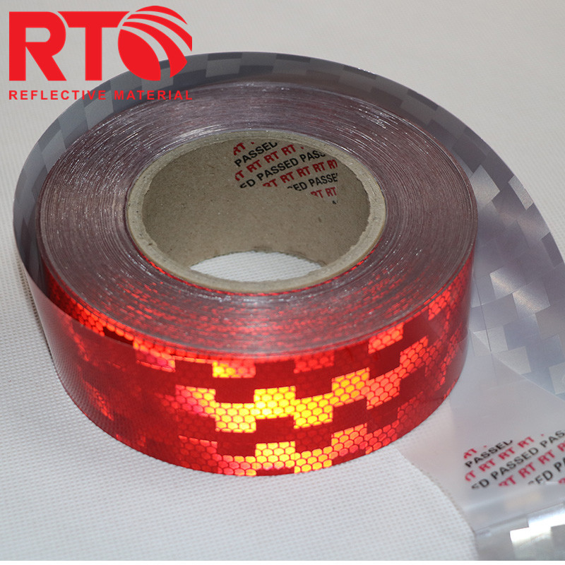 Truck and vehicle conspicuity tape